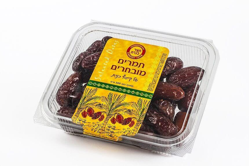 Selected Amri Dates (Plastic Container)