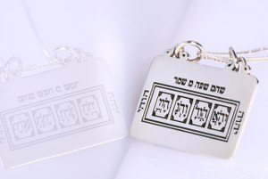 The Code of Moses Amulet