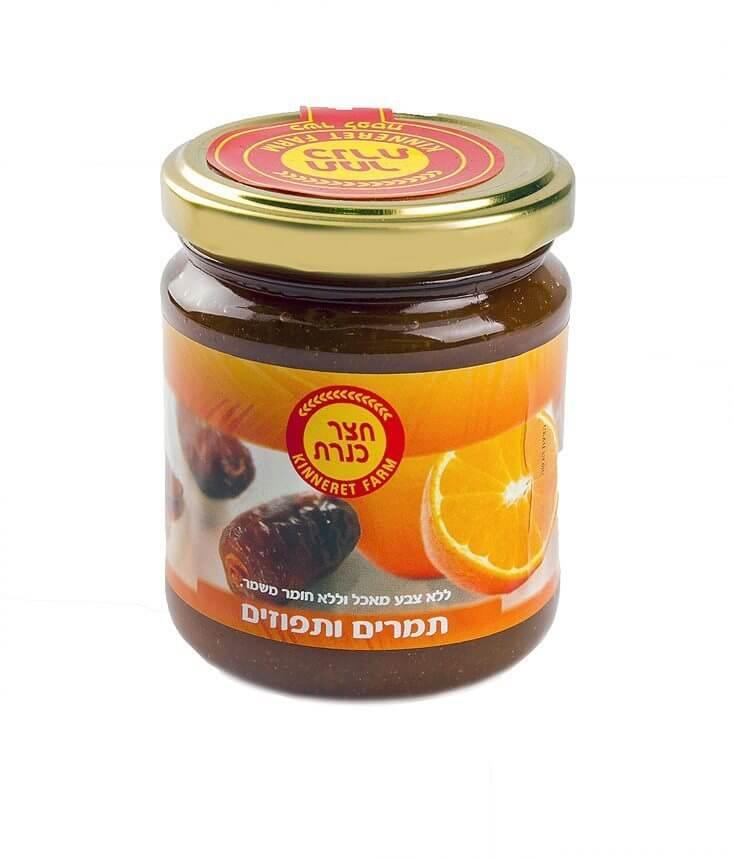 Date and Orange Jam