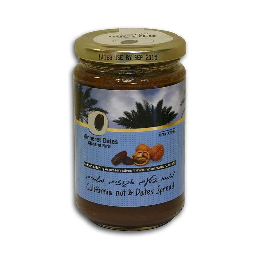 Date Honey With Walnuts