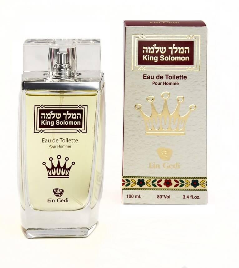 King Solomon Eau De Toilette For Men