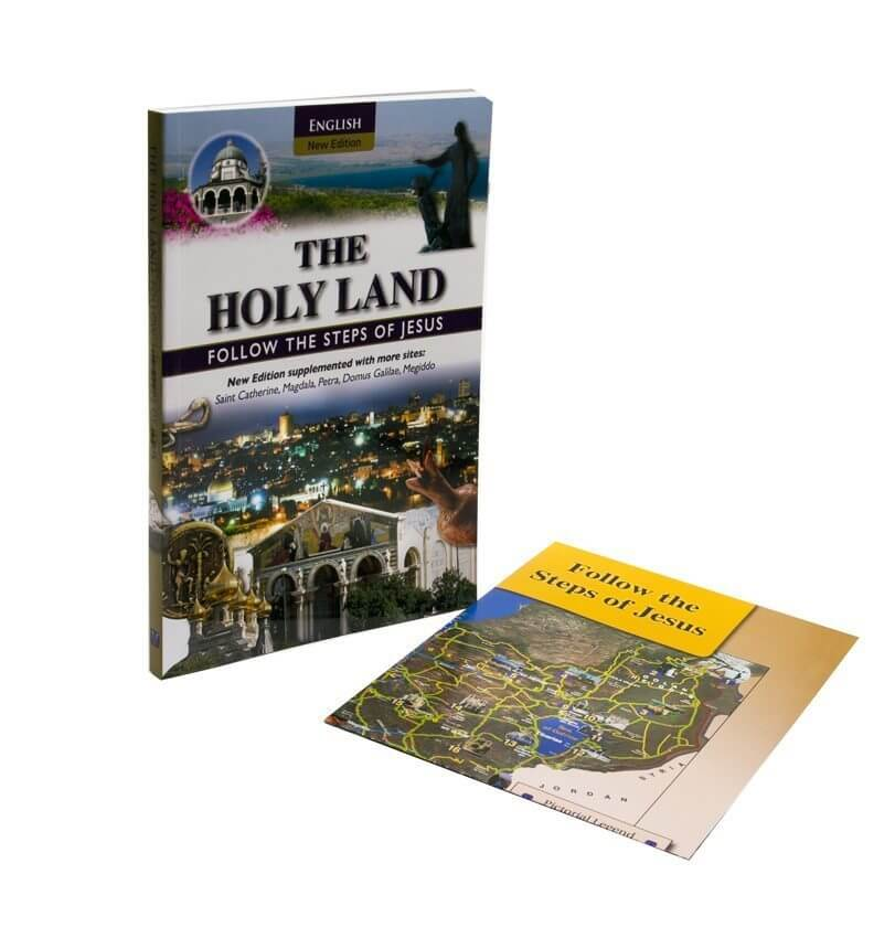 The Holy Land Follow the Steps of Jesus