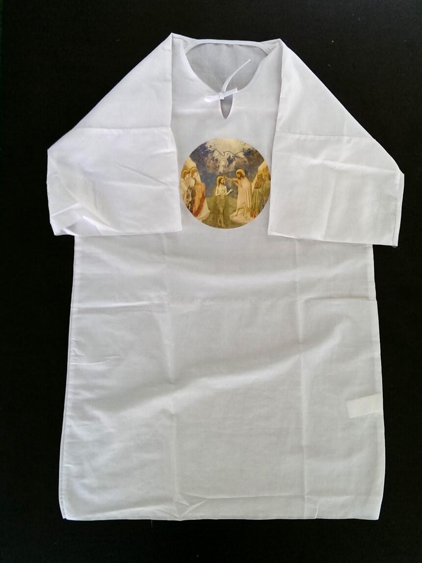Yardenit Children Baptismal Gown