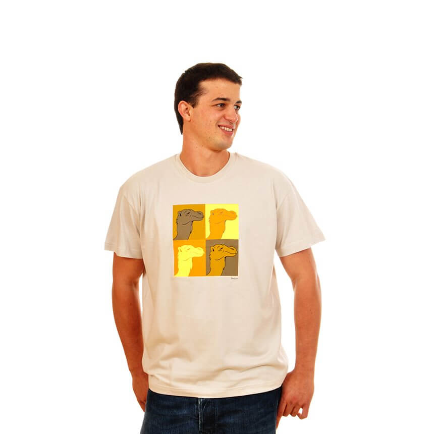 The Four Camels T Shirt