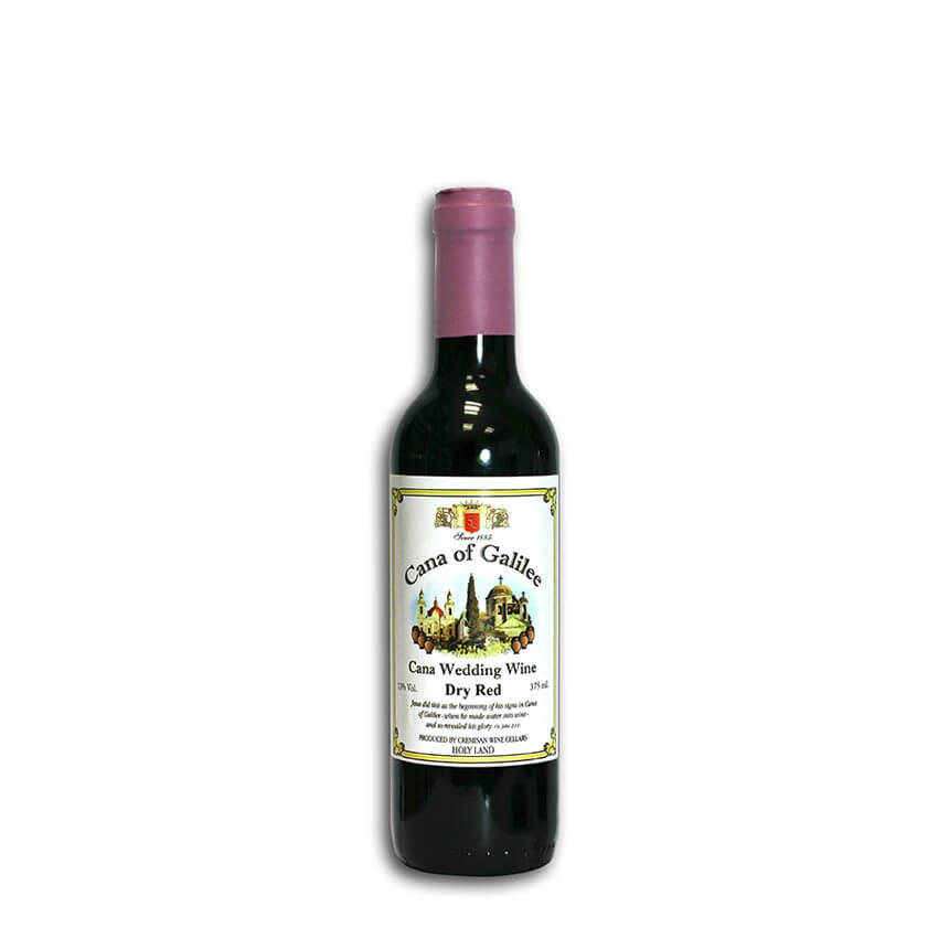 Cana Wine, Dry Red, 375 ml