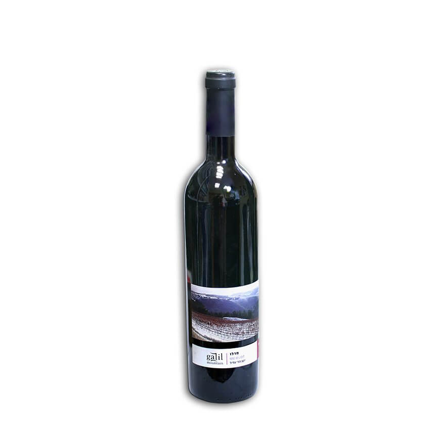Galil Merlot Wine