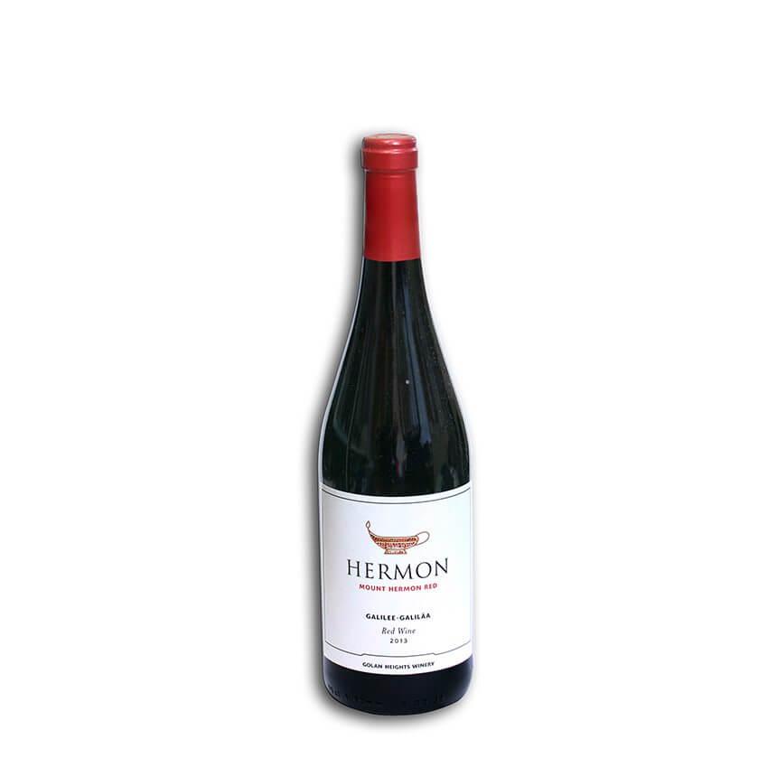 Mount Hermon Red Wine