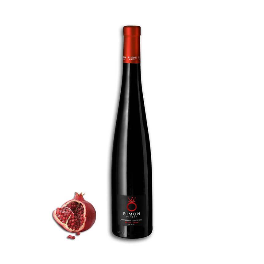 Pomegranate Dessert Wine