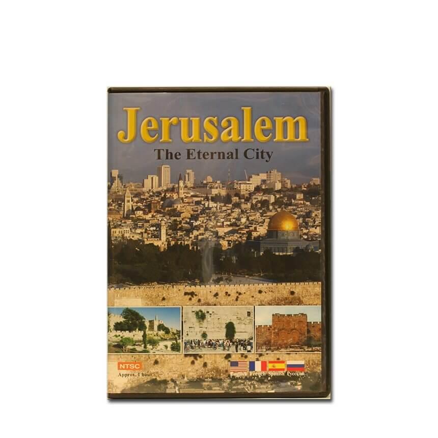 Jerusalem The Eternal City DVD