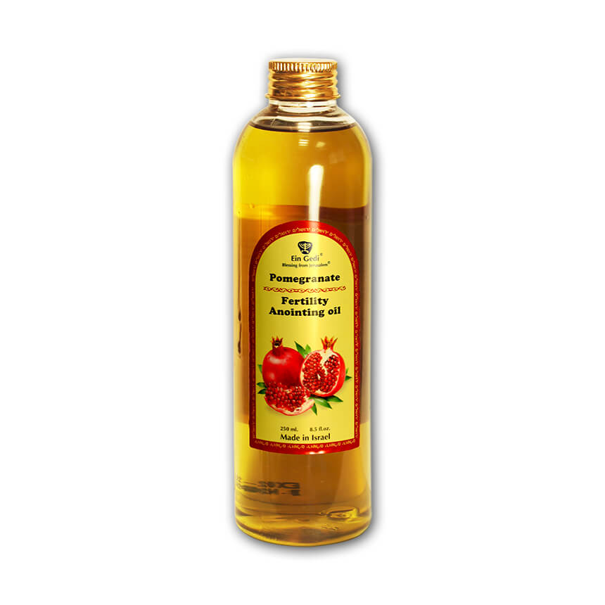 ein gedi anointing oil pomegranate