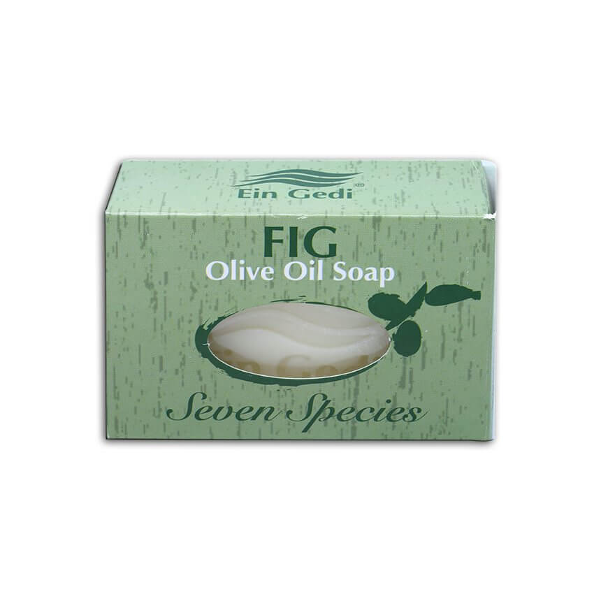 ein gedi olive oil soap fig