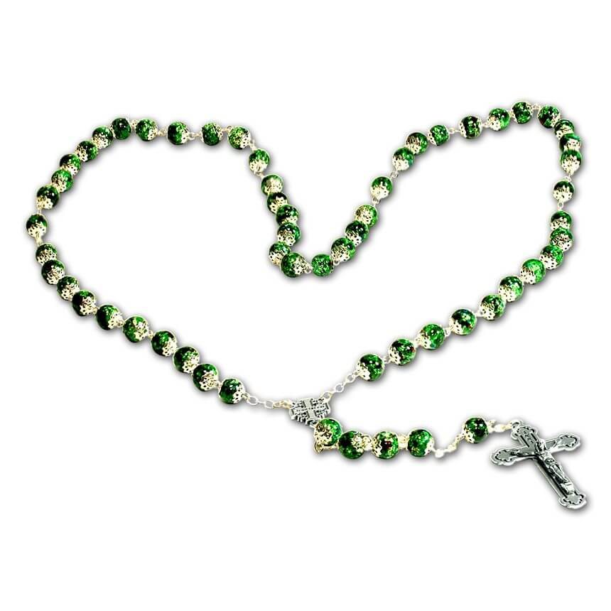 a yardenit rosary green