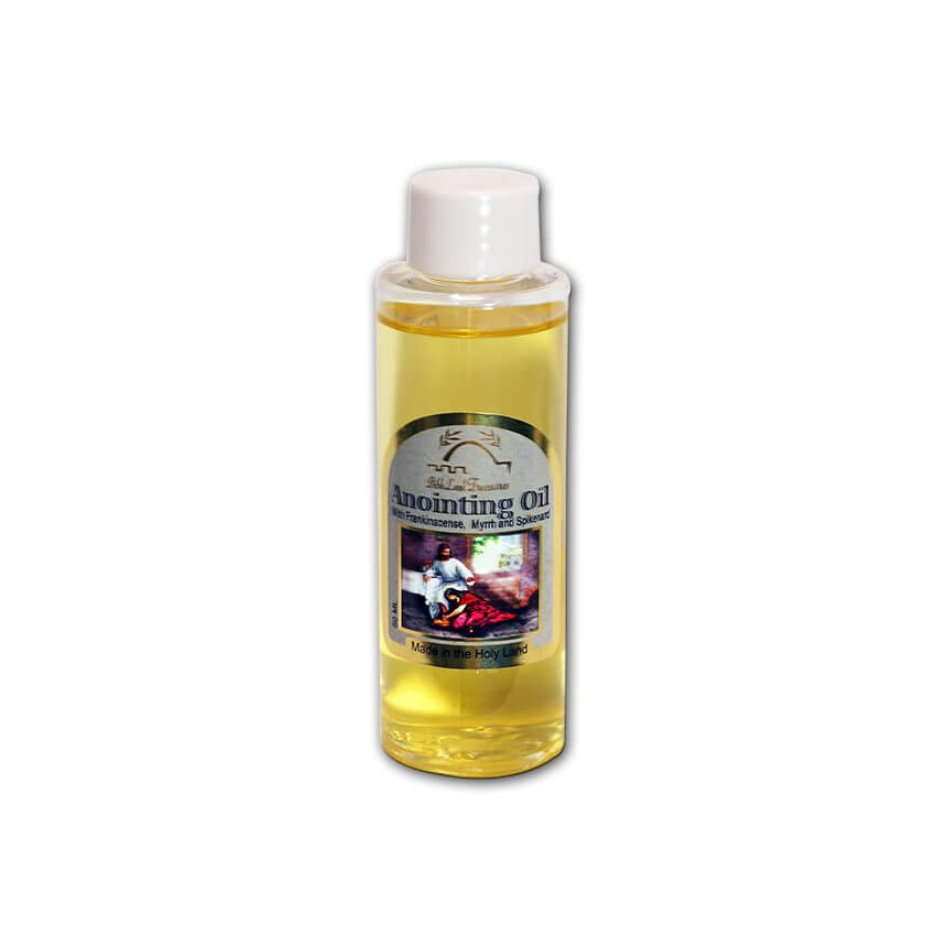 Anointing Oil, Bible Land Treasures, 50 ml
