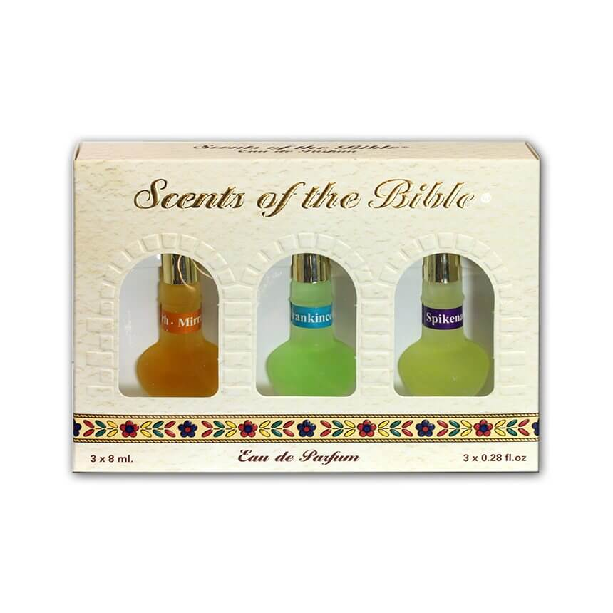 triple scent of the bible