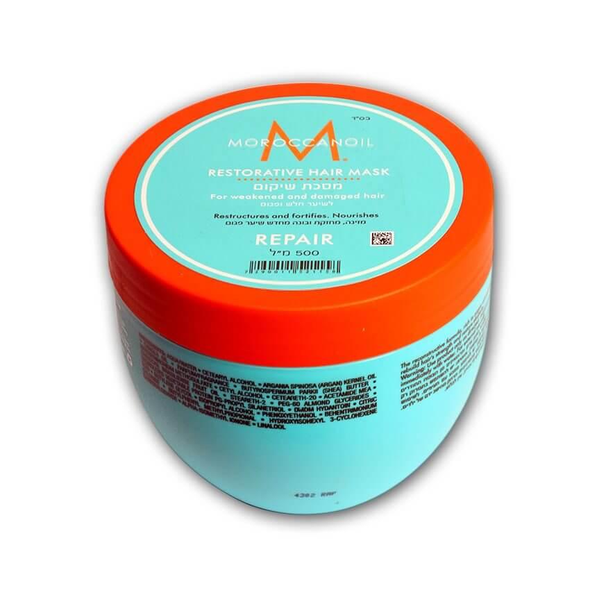 maroccanoil restorative hair mask