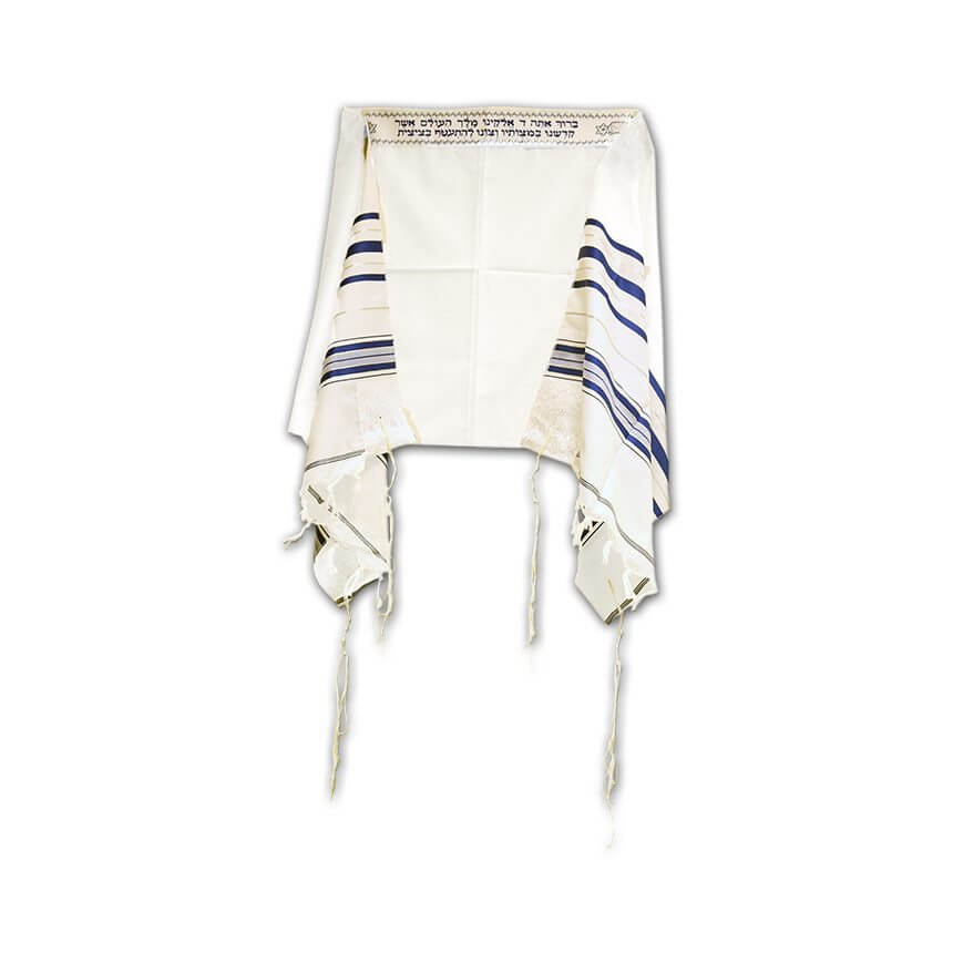 Tallit, Praying Shawl 18