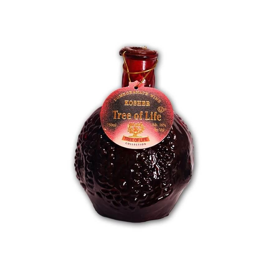 pomegranate wine tree of life