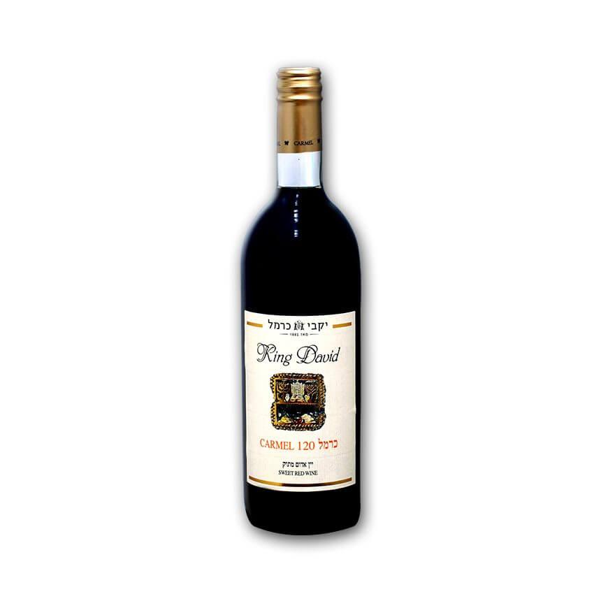 King David Sweet Red Wine