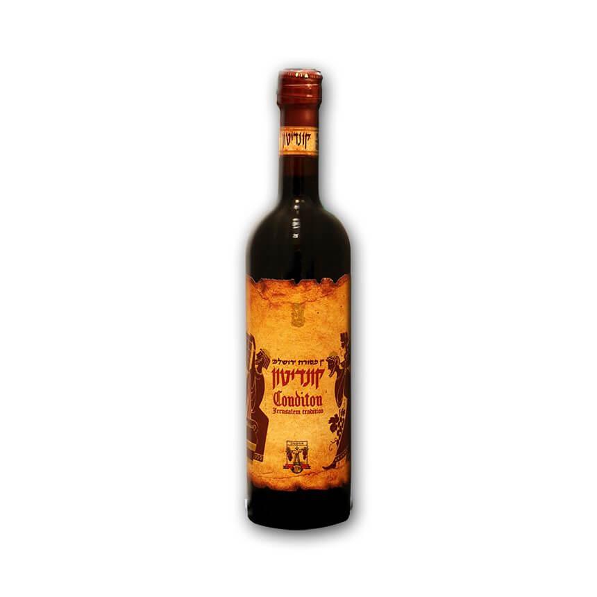 Conditon Red Wine