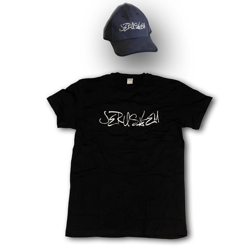 Jerusalem T-Shirt and Hat