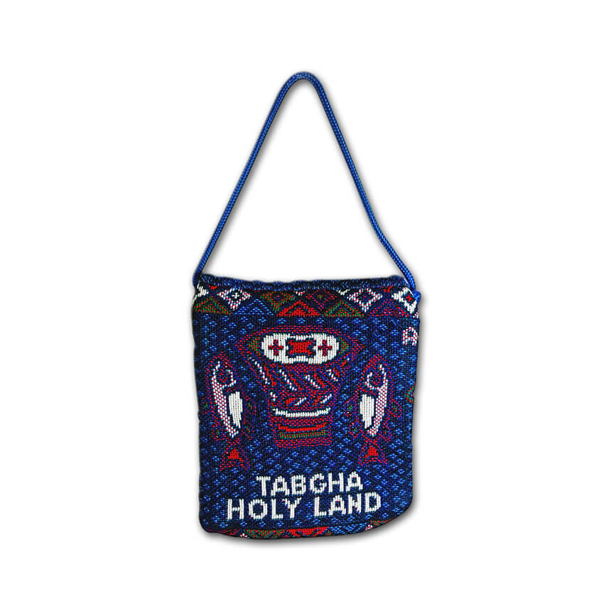 small tabgha holy land bag