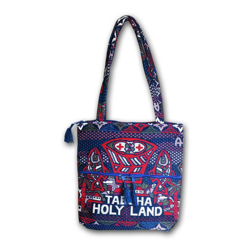tabgha holy land tote